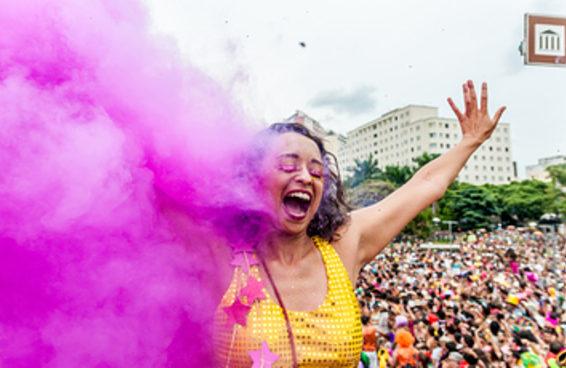 Você sabe curtir Carnaval de rua?