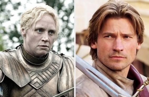 """Você lembra como eram os personagens de """"Game Of Thrones"""" em 2011?"""