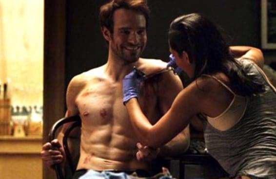 16 momentos em que você não conseguiu segurar seu crush em Matt Murdock, o Demolidor