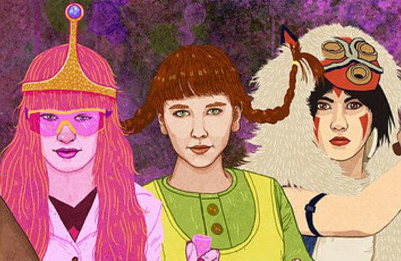 7 princesas que merecem mais atenção