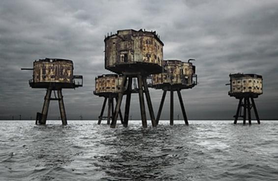 18 belas fotos de abandonados e mal assombrados pelo mundo