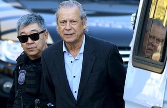 Juiz Sergio Moro condena José Dirceu a 23 anos de prisão
