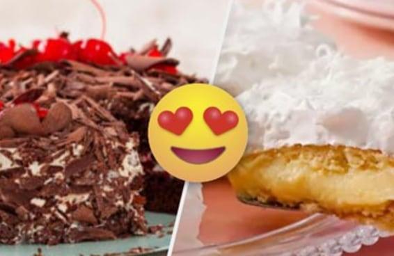 O quanto você manja de bolo?