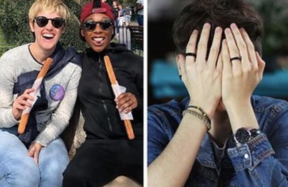 11 manifestações de machismo que mulheres lésbicas e bis não aguentam mais