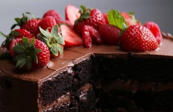 Este é o melhor bolo de chocolate do mundo