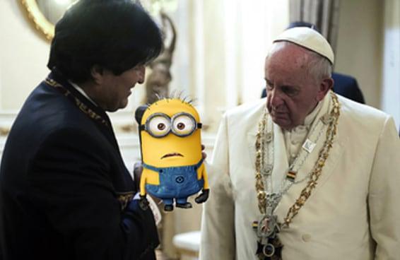 10 presentes que o papa odiaria receber