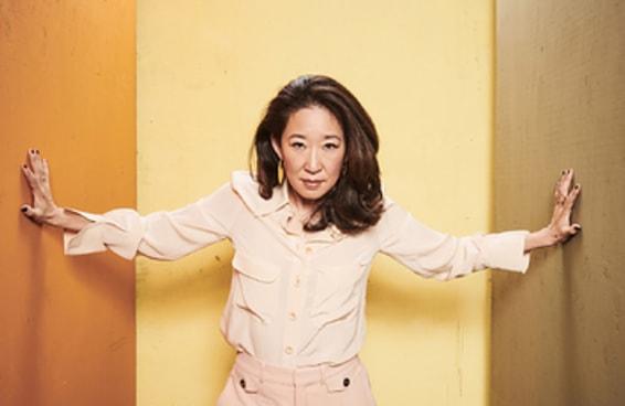 Após anos interpretando a coadjuvante, Sandra Oh é finalmente protagonista