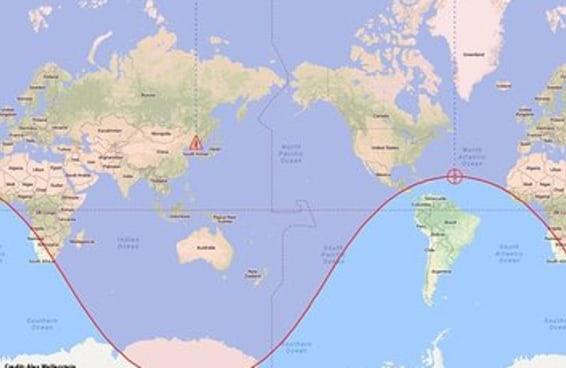 O Brasil é um país tropical, bonito por natureza e fora do alcance do míssil da Coreia do Norte