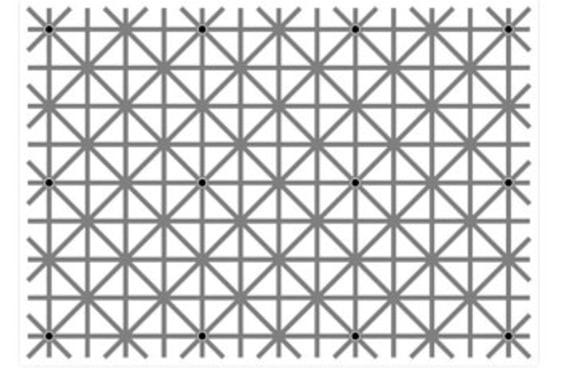 Esta ilusão de ótica é uma das mais impressionantes que existem