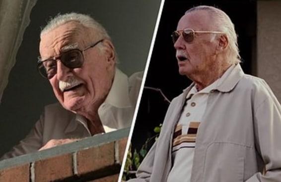 Qual participação do Stan Lee nos filmes da Marvel é você?