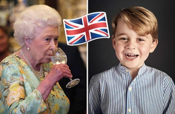 Qual seria o nome do seu bebê real se você fosse da realeza britânica?