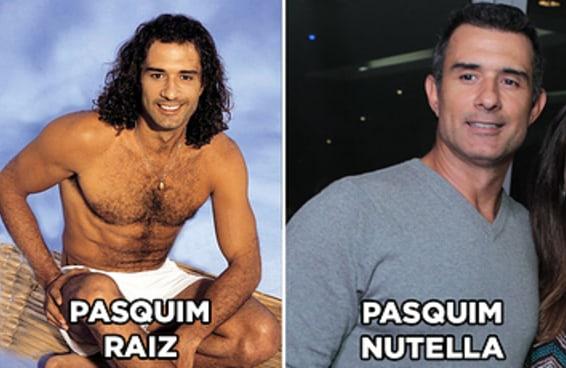 Seu gosto para homens é mais raiz ou Nutella?