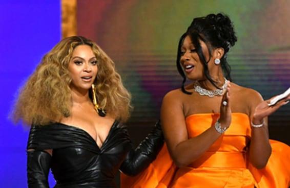 A Beyoncé fez história no Grammy de 2021