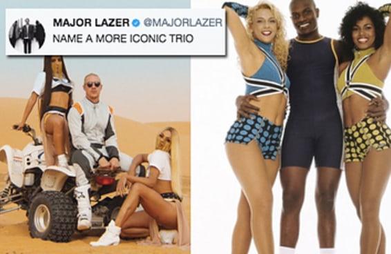 31 trios tão icônicos quanto Anitta, Pabllo Vittar e Diplo
