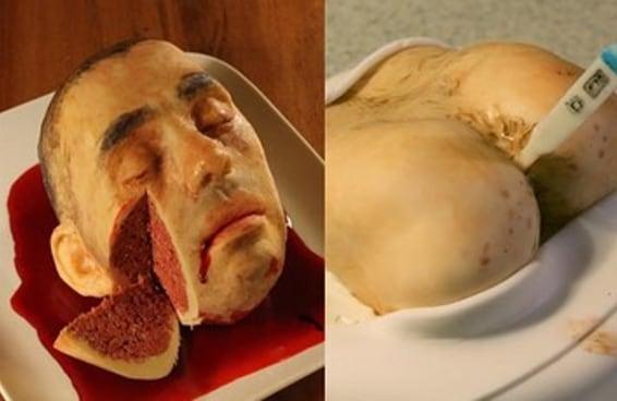 Os bolos realistas desta mulher vão te fazer perder o sono