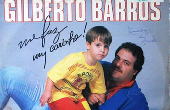 """Gilberto Barros explica a polêmica capa do disco """"Me faz um carinho"""""""