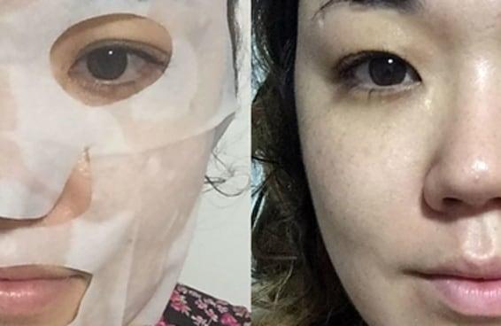 Testamos a rotina coreana de beleza com produtos de farmácia