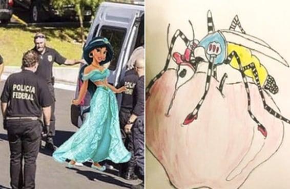 E se as princesas da Disney fossem tudo que você pode imaginar?
