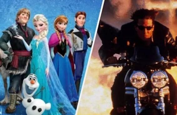 Classifique estas animações da Disney e diremos que tipo de filme sua vida daria