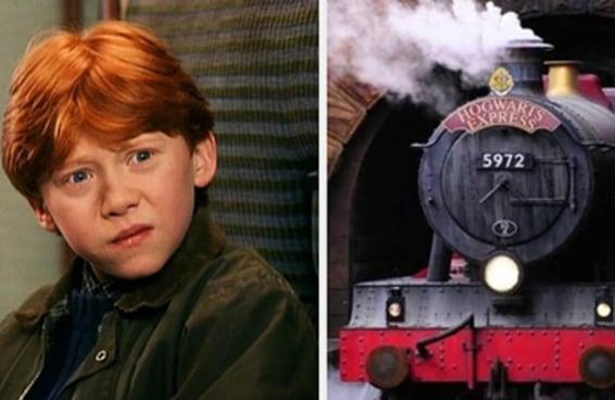 Você só pode embarcar no Expresso de Hogwarts se mandar bem neste teste