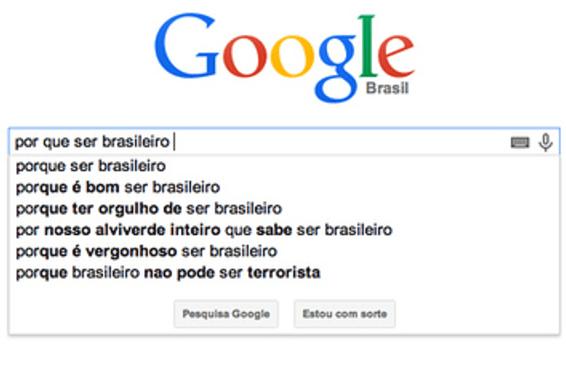 O que os brasileiros querem saber sobre seus colegas de outros estados, de acordo com o Google