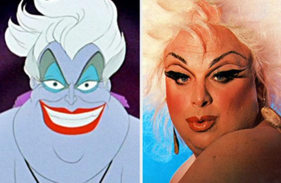 9 personagens da Disney que foram inspirados em pessoas famosas