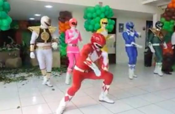 """Os Power Rangers do Recife são uma espécie de """"Carreta Furacão light"""""""