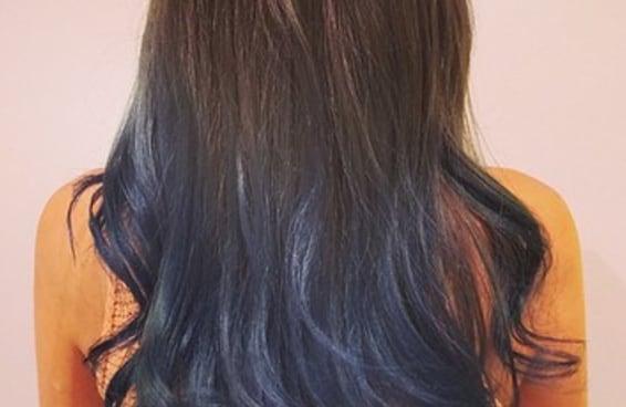 35 maneiras suaves de dar cor ao seu cabelo