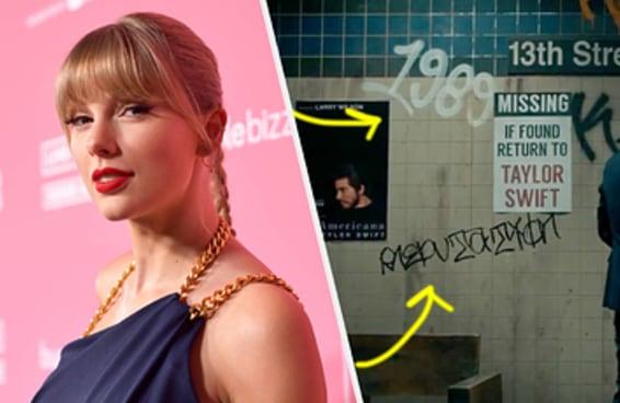 """Taylor Swift lançou o clipe que ela mesma dirigiu para """"The Man"""", e ele está repleto de detalhes escondidos"""