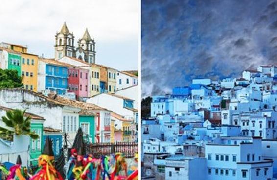 22 cidades encantadoras ao redor do mundo que parecem de contos de fadas