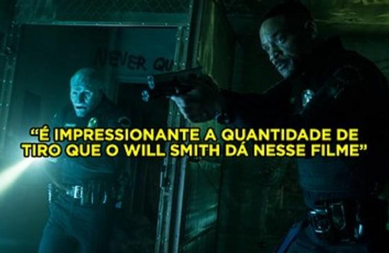 """22 pensamentos que tivemos vendo """"Bright"""", novo filme do Will Smith"""