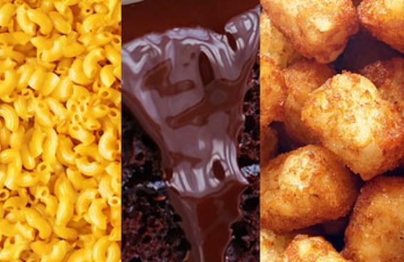 Monte uma pilha de comida e diremos seu traço de personalidade mais subestimado