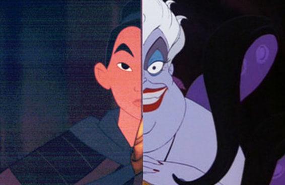 Todo mundo é um combo de uma princesa e de um vilão da Disney — qual você é?