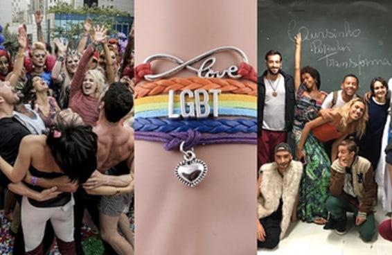 Veja tudo o que rolou na Semana do Orgulho LGBT do BuzzFeed Brasil