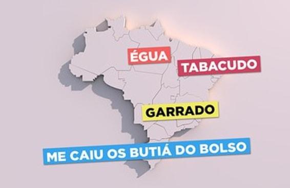 Você entende as expressões do Brasil inteiro?