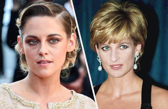 Kristen Stewart vai interpretar a princesa Diana, mas de certa forma ela já vive esse papel