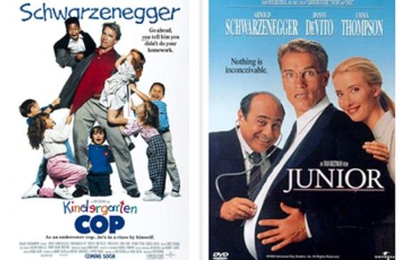 Vamos falar sobre como os filmes de Arnold Schwarzenegger são realmente hilários