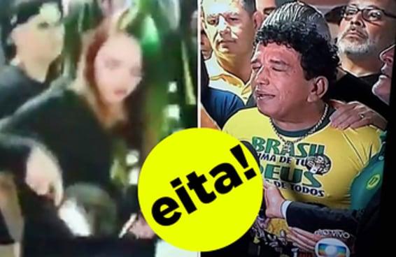 Tudo isso já aconteceu desde a eleição do Bolsonaro este domingo