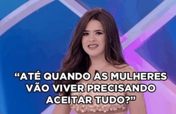 Maisa Silva fez um textão lembrando a todos que ela não é obrigada a nada