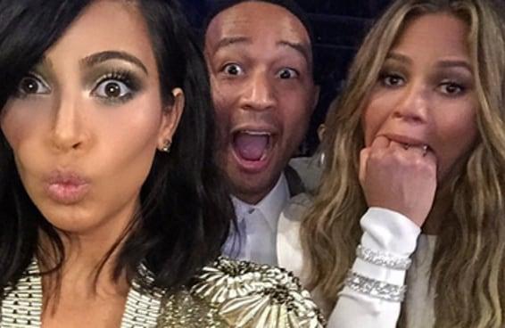 Tudo o que aconteceu nos bastidores do Grammy 2015