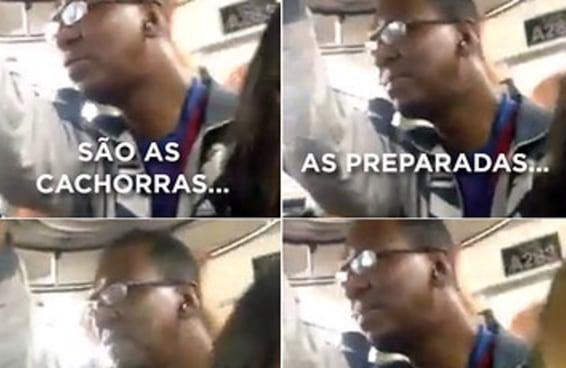 O metrô de São Paulo tem um novo cantor e ele não para de nos surpreender