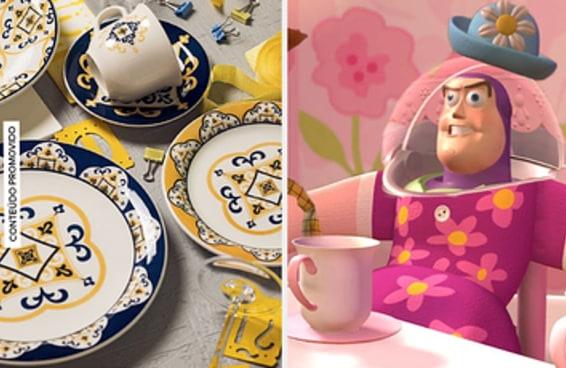 16 aparelhos de jantar e chá que vão dar um TCHANS na sua casa