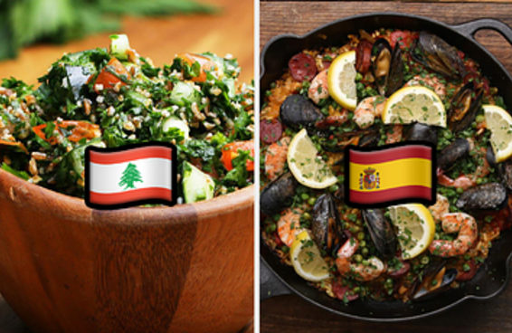 Pessoas do mundo todo compartilharam quais pratos você definitivamente precisa experimentar em seus países