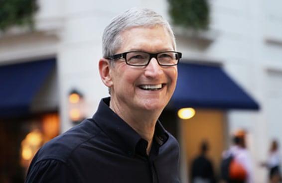 """""""Não existe substituto para o contato humano"""", diz CEO da Apple"""