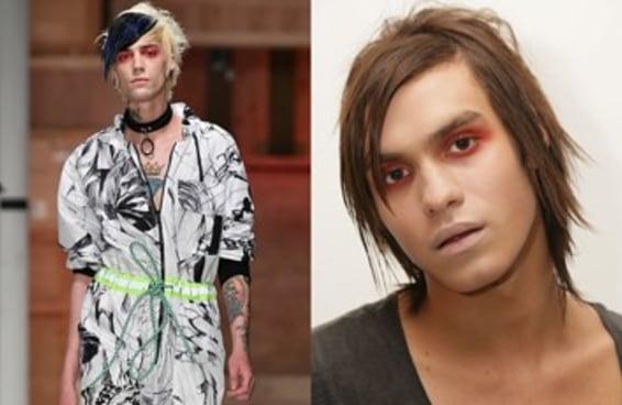 Parece que a moda emo pode voltar e eu não estou sabendo lidar