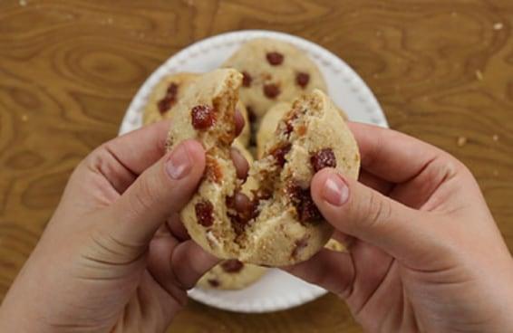 O seu cheesecake preferido virou um cookie!
