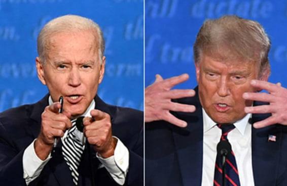 Esses são os melhores tweets sobre o debate presidencial dos EUA