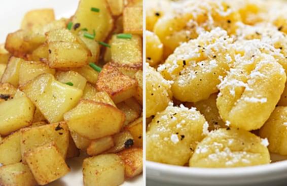 Só quem é MUITO fã de batata já comeu pelo menos 28 destes pratos