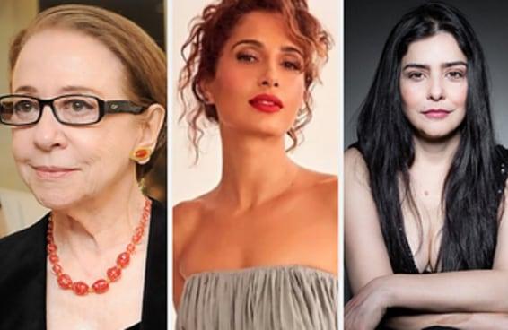 Monte uma novela e diremos com que grande atriz brasileira você parece