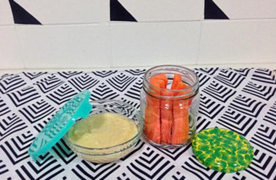 Cinco snacks saudáveis muito fáceis de fazer para comer esta semana